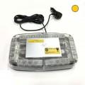 Gyrophare 72W LED DE LUXE 2020 12V/24V (Choix de couleurs)