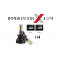 KIT DE CONVERSION H4 COB 40/80W