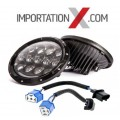 PHARE DEL - HEADLIGHT 7'' LED 105W NOIR DOT SAE