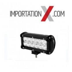 1 X BARRE DEL - LED 7'' 36W FLOOD