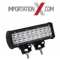 "1 X BARRE DEL - LED 54W 9"" SPOT"