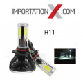 KIT DE CONVERSION H11 COB 40W