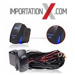 1 X Ens d' installation HD de LUXE pour lumière DEL - LED