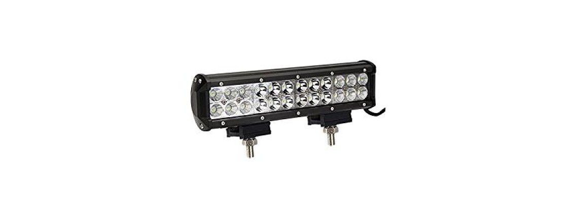 "1 X BARRE DEL - LED 72W 12"" COMBO"